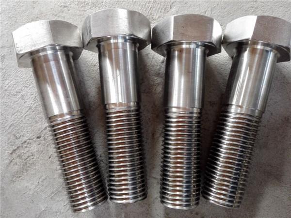 nitronic 50 xm-19 hex боолт din931 uns s20910