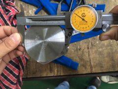 S31803 Hex Cap шураг хэмжээсийн туршилт